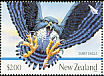 Giant Eagle Harpagornis moorei  2009 Giants of New Zealand 5v set