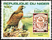 Golden Eagle Aquila chrysaetos  1978 Philexafrique