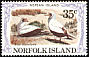 Masked Booby Sula dactylatra  1982 Philip and Nepean Islands 10v set