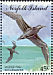 Wedge-tailed Shearwater Ardenna pacifica  1994 Sea birds Booklet