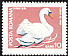 Mute Swan Cygnus olor  1968 Fauna of nature reservations 8v set