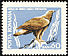 Golden Eagle Aquila chrysaetos  1968 Fauna of nature reservations 8v set