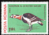 Red-breasted Goose Branta ruficollis  1980 European nature protection 6v set