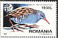 Water Rail Rallus aquaticus  1998 Night birds Booklet
