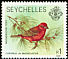 Red Fody Foudia madagascariensis  1991 Definitives