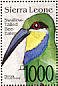 Swallow-tailed Bee-eater Merops hirundineus