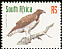 Martial Eagle Polemaetus bellicosus  1998 6th definitives redrawn
