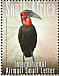 Southern Ground Hornbill Bucorvus leadbeateri  2008 The big 5 of birds Sheet with 2 sets