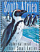 African Penguin Spheniscus demersus  2009 Coastal birds of South Africa Sheet with 2 sets