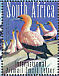 Cape Gannet Morus capensis  2009 Coastal birds of South Africa Sheet with 2 sets