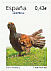 Western Capercaillie Tetrao urogallus  2009 Flora and fauna Booklet, sa