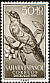 Fulvous Babbler Turdoides fulva  1958 Colonial stamp day