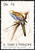 Pale-headed Rosella Platycercus adscitus  1991 Birds