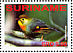 Red-billed Leiothrix Leiothrix lutea  2008 Birds Sheet