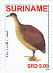 Great Tinamou Tinamus major  2009 Birds Sheet