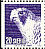 Peregrine Falcon Falco peregrinus  1973 Save our animals 6v booklet