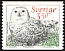 Snowy Owl Bubo scandiacus  1997 Wildlife 3v set