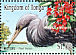 Pacific Reef Heron Egretta sacra  2001 Year of the mangrove 5v sheet