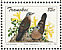 Emerald-spotted Wood Dove Turtur chalcospilos  1993 Doves Sheet