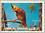 Yellow Cardinal Gubernatrix cristata  1972 Birds