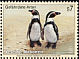 Humboldt Penguin Spheniscus humboldti  1993 Endangered species 4v set