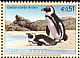 African Penguin Spheniscus demersus  2002 Endangered species 4v set