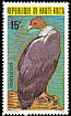 R�ppell's Vulture Gyps rueppelli