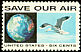 American Herring Gull Larus smithsonianus  1970 Prevention of pollution 4v set