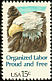 Bald Eagle Haliaeetus leucocephalus  1980 Organized labour