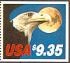 Bald Eagle Haliaeetus leucocephalus  1983 Definitives Booklet