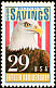 Bald Eagle Haliaeetus leucocephalus  1991 Bonds savings