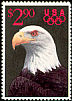Bald Eagle Haliaeetus leucocephalus  1991 Definitives
