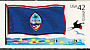 Great Frigatebird Fregata minor  2008 Flags of the nation 10v set, sa