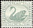 Black Swan Cygnus atratus  1885 Definitives