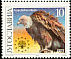 Griffon Vulture Gyps fulvus  1990 Nature protection 2v set