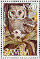 Verreaux's Eagle-Owl Bubo lacteus  1997 Owls Sheet