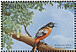 Baltimore Oriole Icterus galbula  1999 Flora and fauna 12v sheet