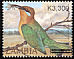 B�hm's Bee-eater Merops boehmi  2007 Surcharge on 2003.02, 2002.02