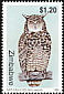 Cape Eagle-Owl Bubo capensis  1999 Owls