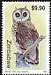 Marsh Owl Asio capensis  1999 Owls