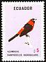 Masked Crimson Tanager Ramphocelus nigrogularis