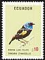 Blue-necked Tanager Tangara cyanicollis