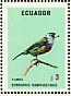 Toucan Barbet Semnornis ramphastinus